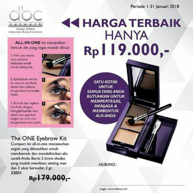 Eye Brow Kit Oriflame