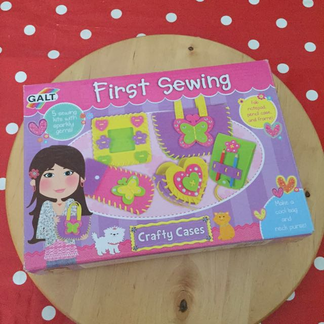 First sewing set