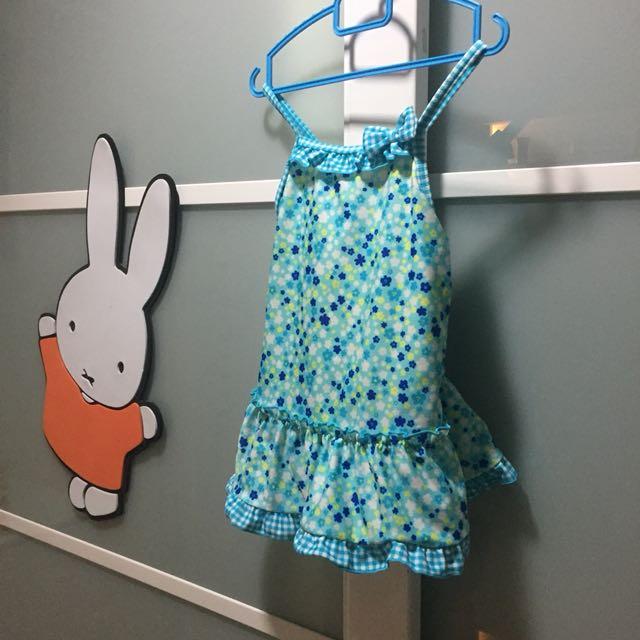 Flora Dress swimwear like new. Quality 👌