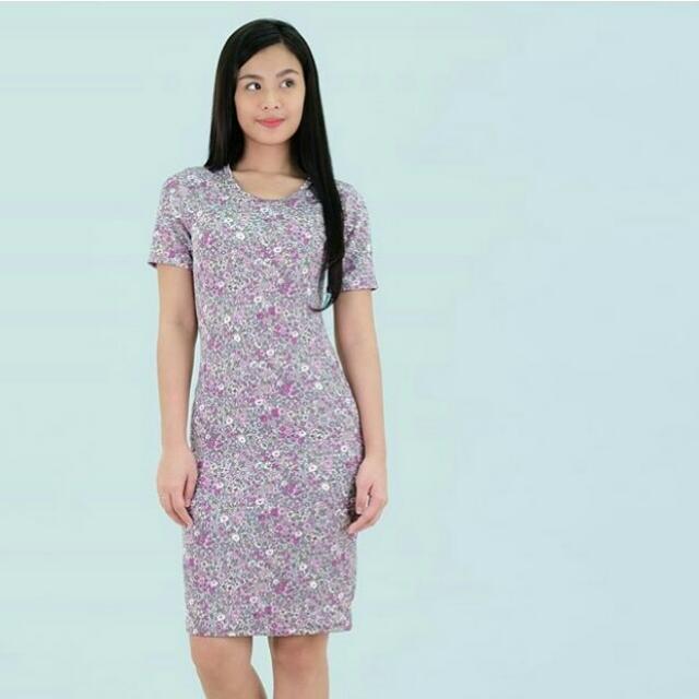 Floral Bodycon Dress