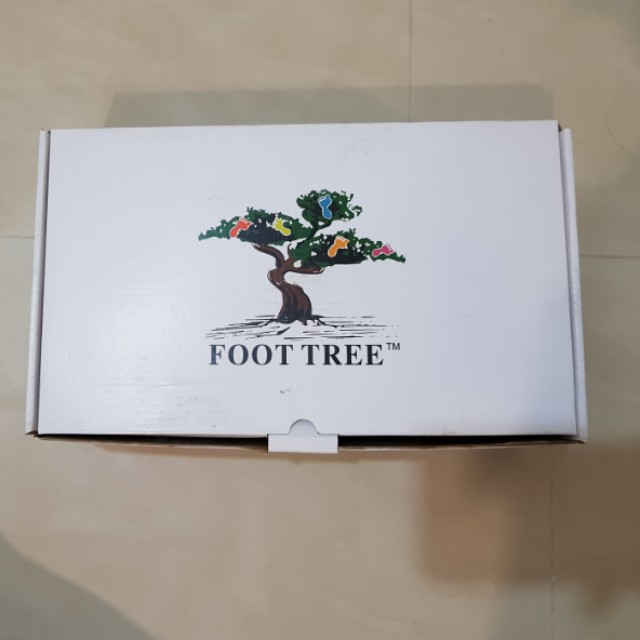 Foot tree genuine leather shoes
