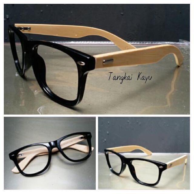 Frame kacamata Kayu WANDERER