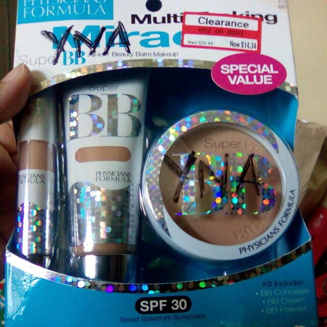 From America, New, Physicians Formula,Multi-Tasking Make Up Set