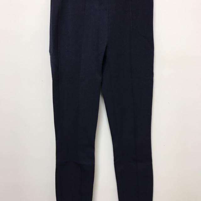 Gap西裝褲材質緊身褲