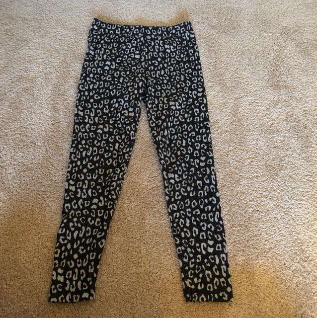Girls Size 12 Mango Pants