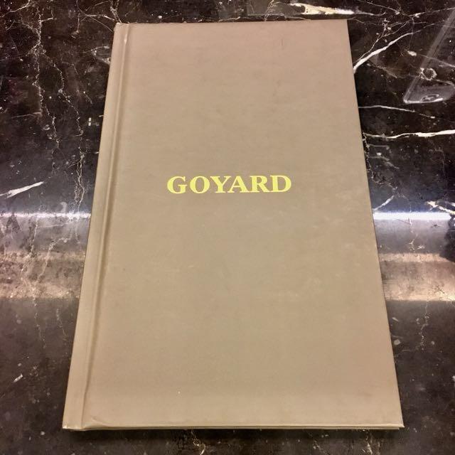 GOYARD 簡介目錄收藏-免運