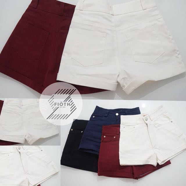 Highwaist Premium Short