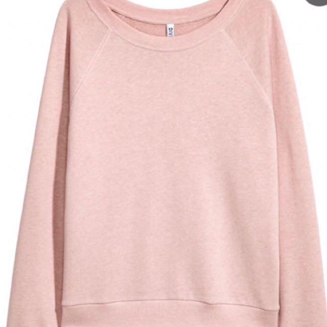 HnM sweater Pink