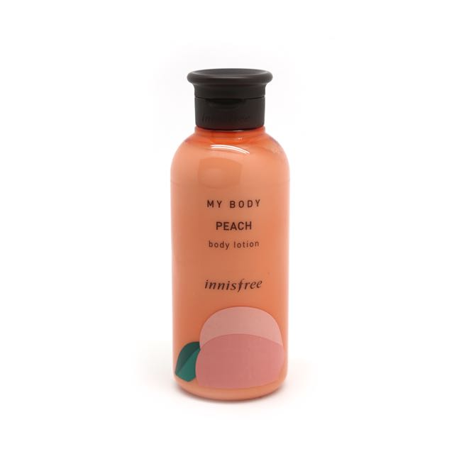 Innisfree Peach Body Lotion