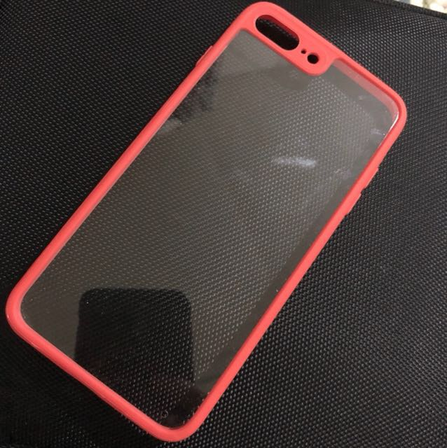 Iphone 7plus/8plus bumper case
