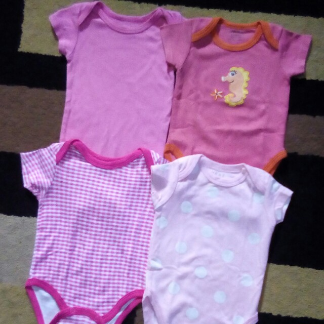 Jumper baby 4pcs