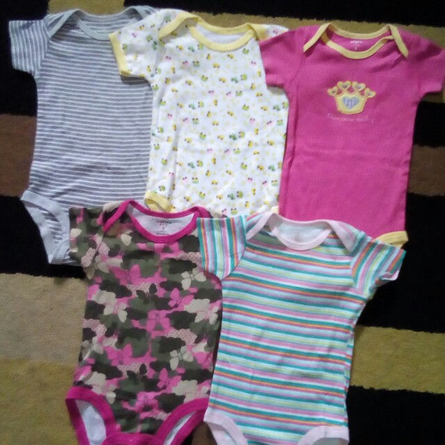 Jumper baby 5 pcs