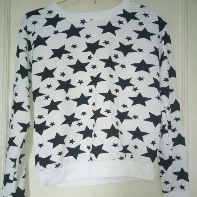 Kaos Sweater Bintang