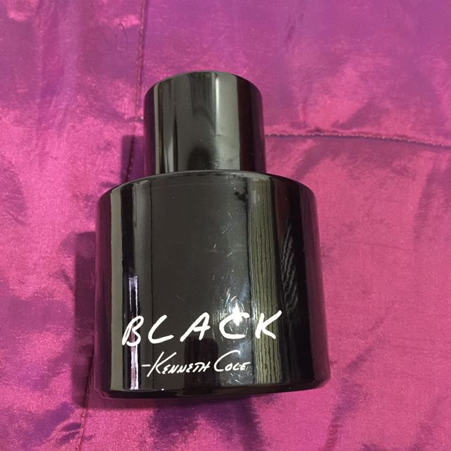 Kenneth Cole Black perfume
