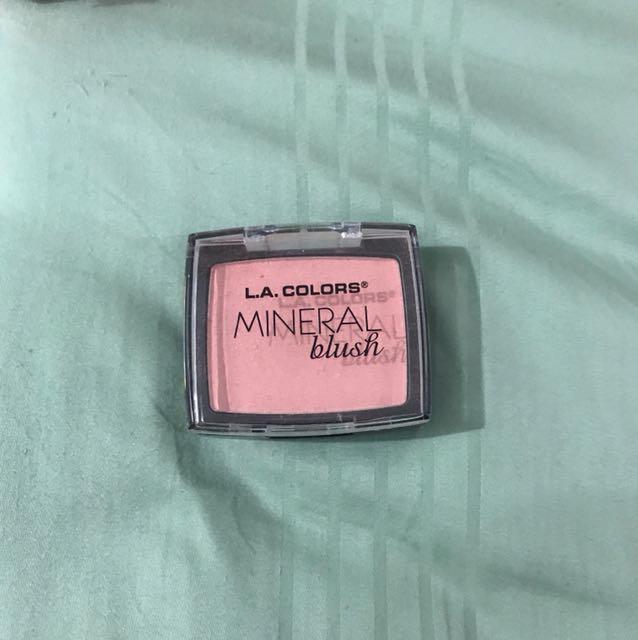 L.A colors Mineral Blush