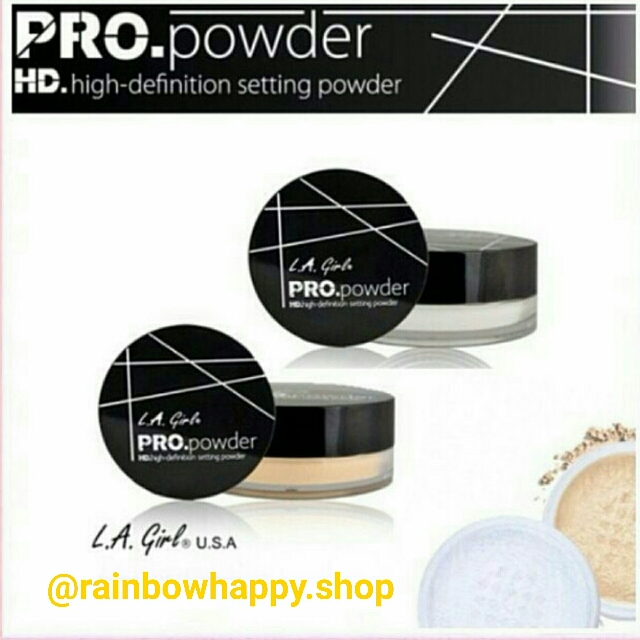 LA Girl setting powder ORI