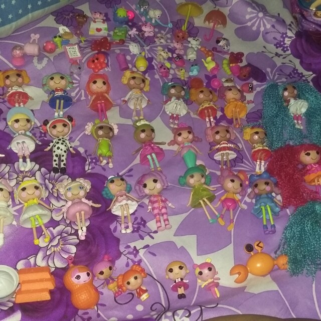 Lalaloopsy mini set