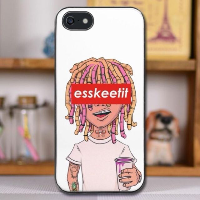 Lil pump iphone/Samsung cases