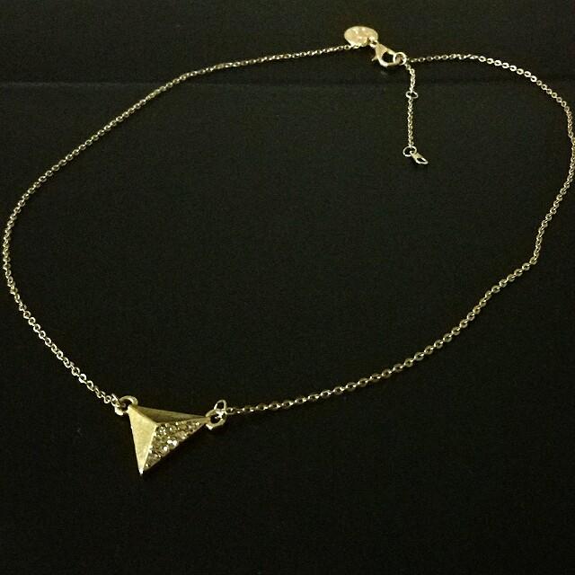 Lovisa prism necklace