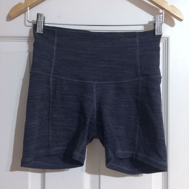 Lulu lemon high waisted shorts