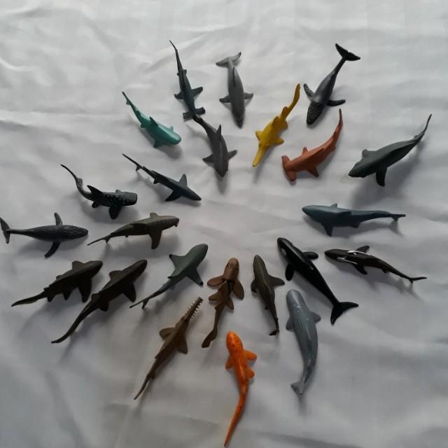 Mainan hiu