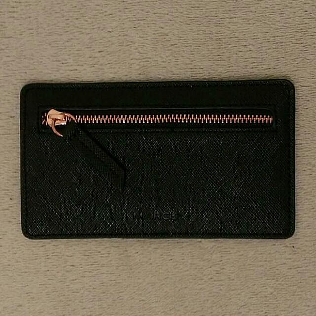 MARCS Tex Zip Compartment Card Holder