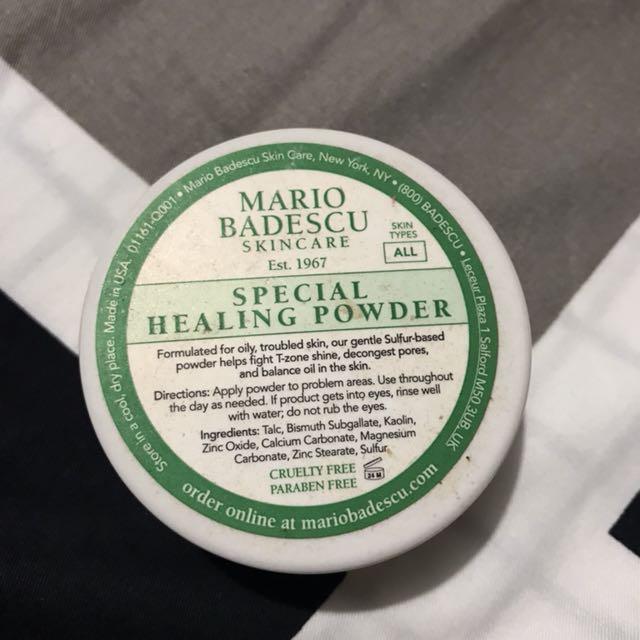 Mario Badescu Healing Powder