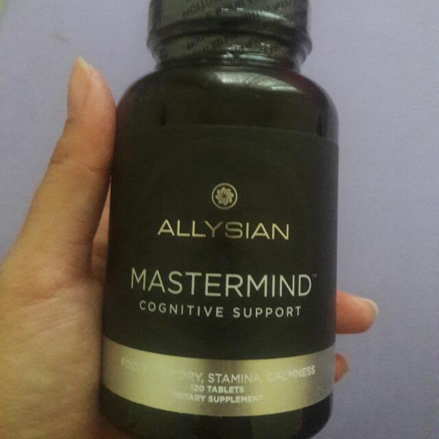 Mastermind Supplement