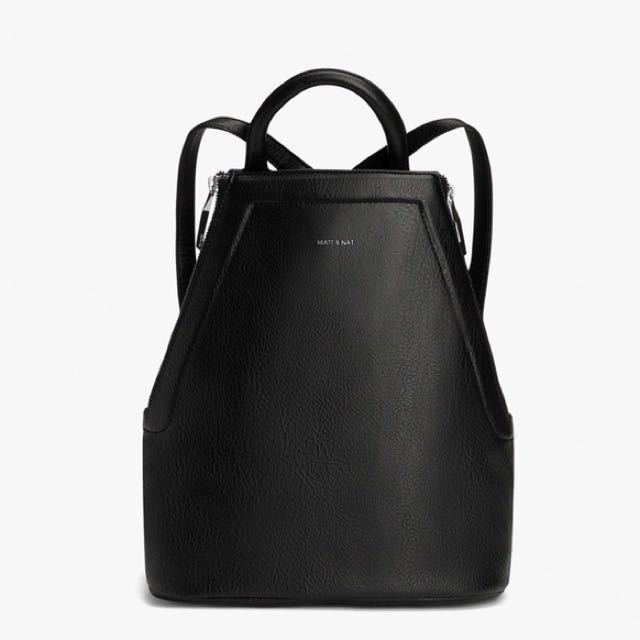 Matt and Nat Chanda Backpack in Black