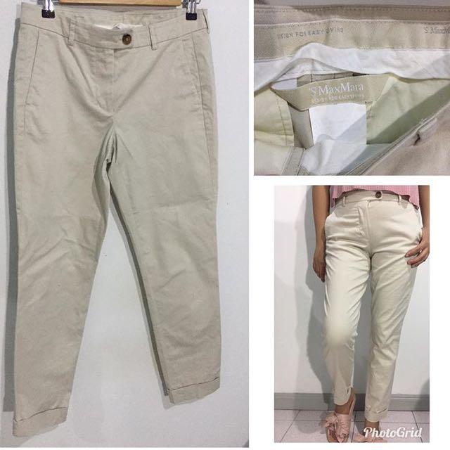 MaxMara  trouser 27-29