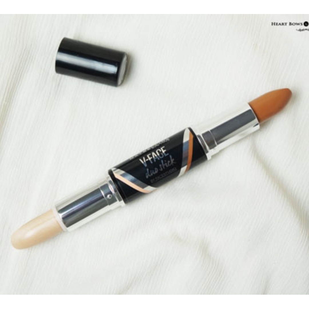 Maybelline V- Face Duo Contour Stick in Medium