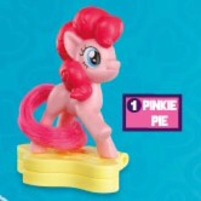🆕McD Little Pony