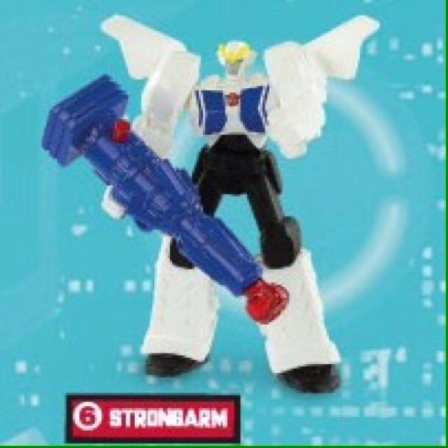 🆕McD Strongarm