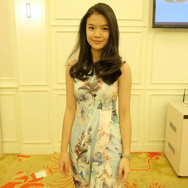 Mds floral dress