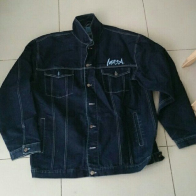 FREE SHIPPING! (MM only) Men's Plus Size Maong Jacket