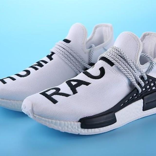adidas human race trainers- OFF 66