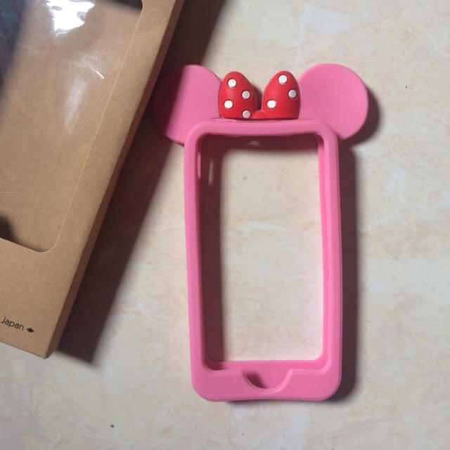 Minnie softcase for iphone 4/4s
