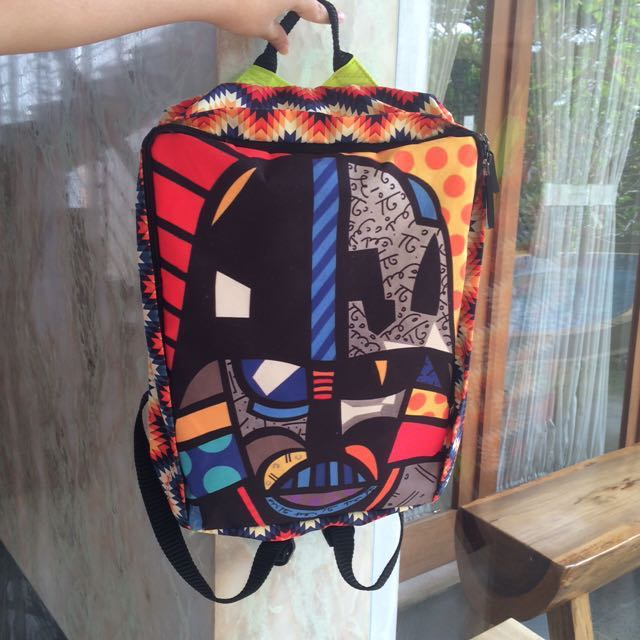 Mosaic Darth Vader Backpack