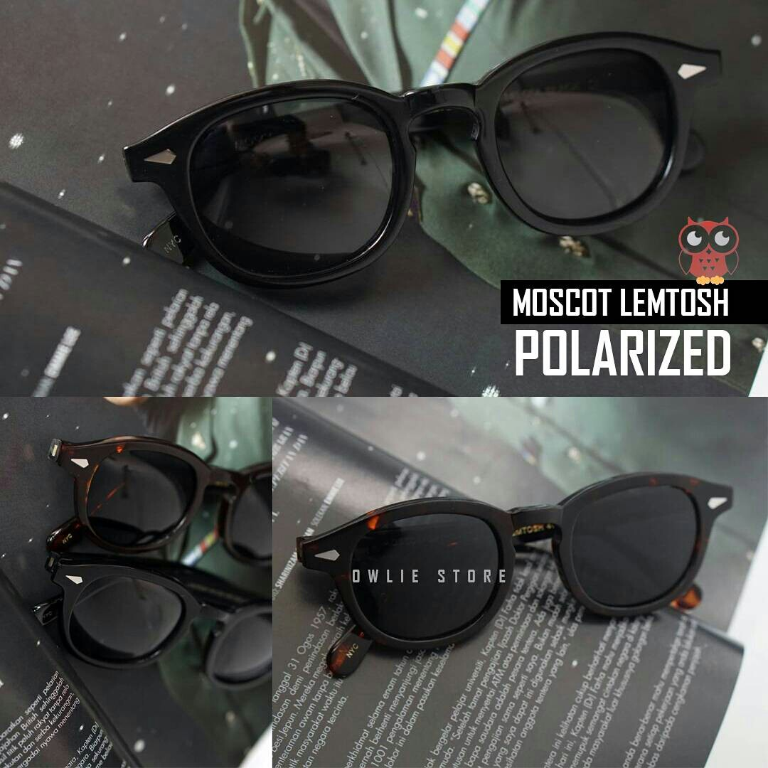 659be88267 Moscot Lemtosh Pre made Polarized