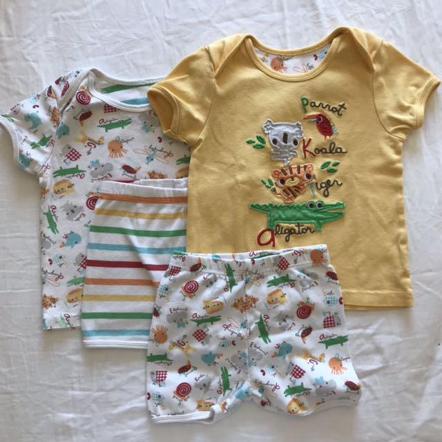 Mothercare Baby Set - Size 9-12 mos
