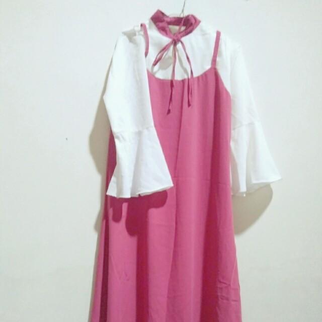 Myrubylicious sloopy dress
