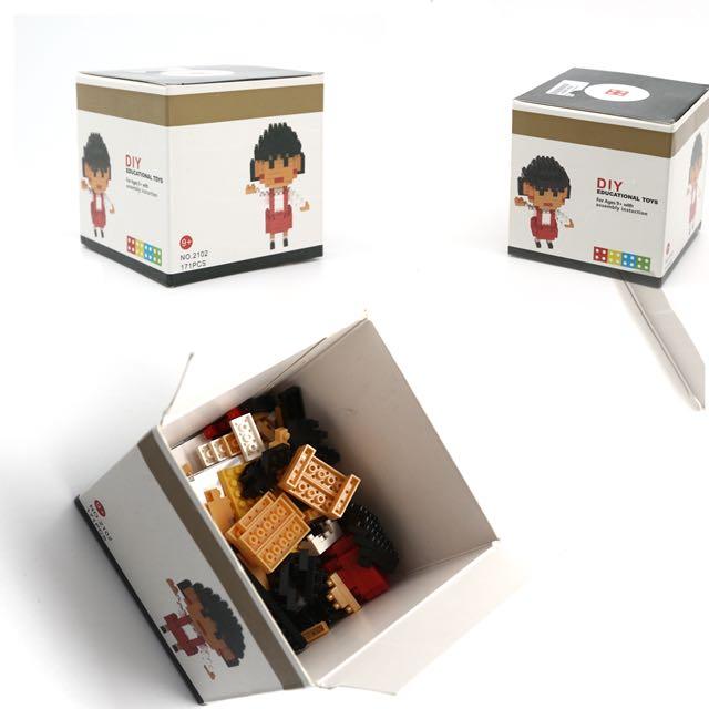 Nano Lego - Chibi Maruko Chan