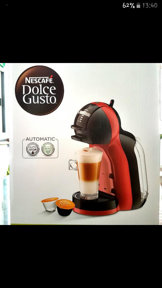 Nescafe Mini Me Coffee Machine Home Appliances On Carousell