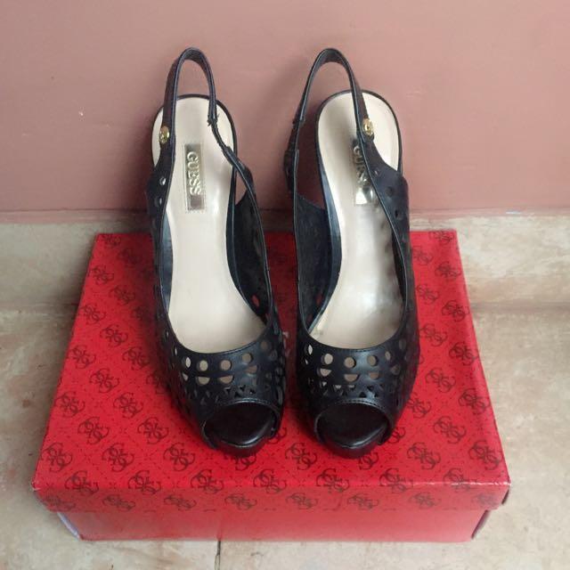 Nett!! Guess Heels Original 💯 Sz 35,5