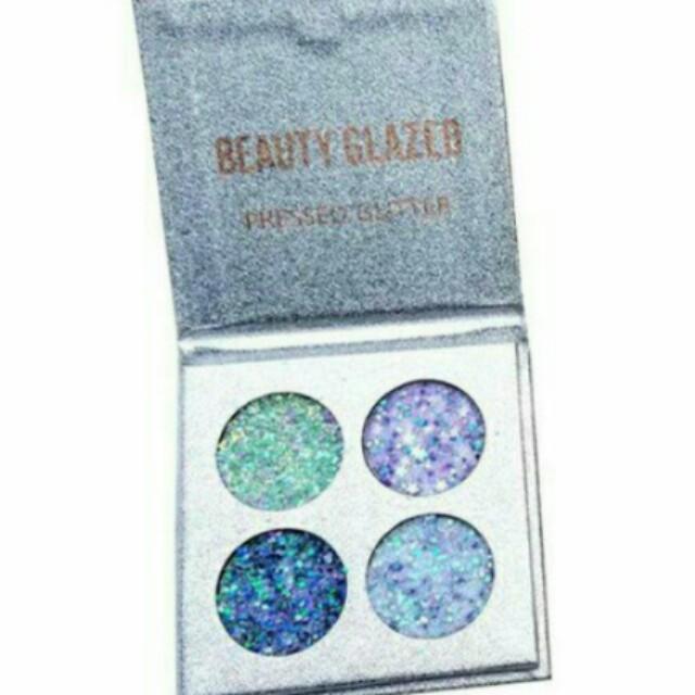 glazed glitter