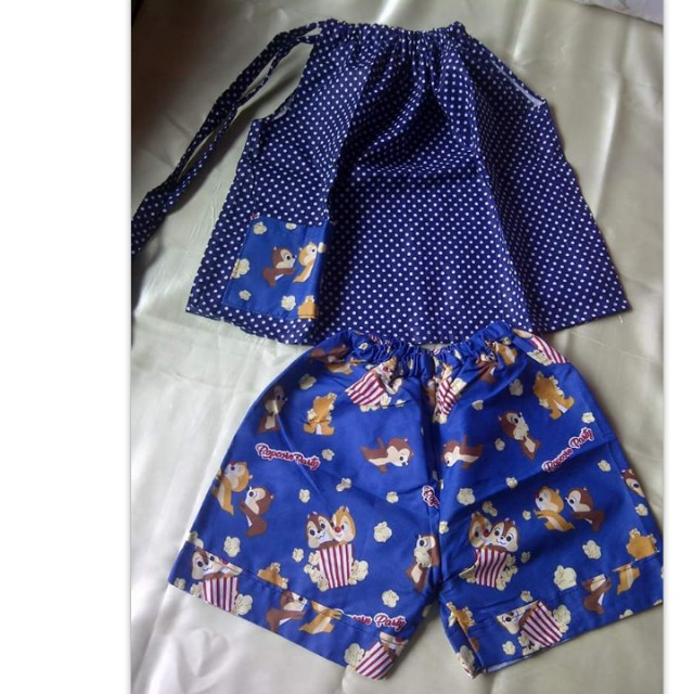 New dress anak 1-3t