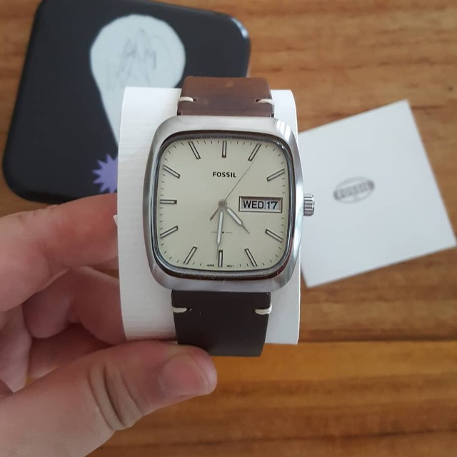 NEW Fossil Square Watch