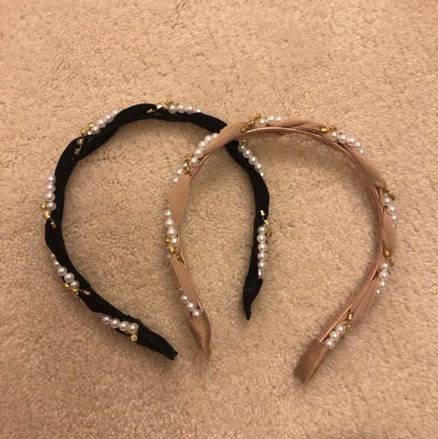 New Headbands! Each for $5, buy 3 get 1 free!!!