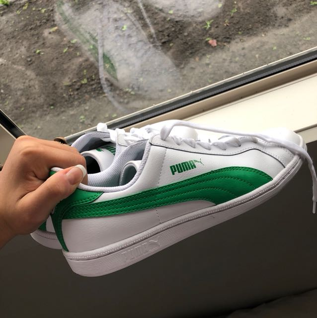 New puma smash shoes