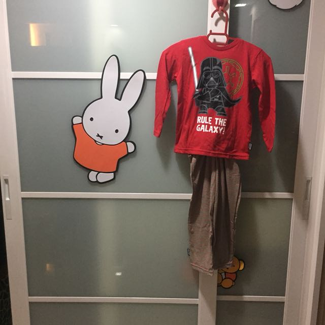 NEW Star Wars pajamas from UK